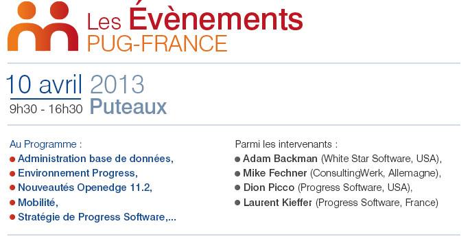Evenement Pug-France 2013 - 10 avril 2013 - Puteaux